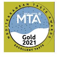 Χρυσό βραβείο Excellent taste
